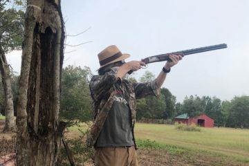 Larry Taunton Hunting