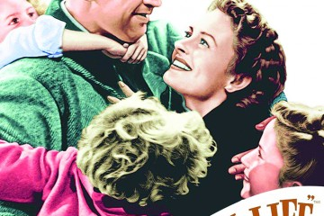 A Wonderful Life Poster