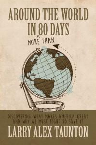 Around the world in 80 days larry taunton book