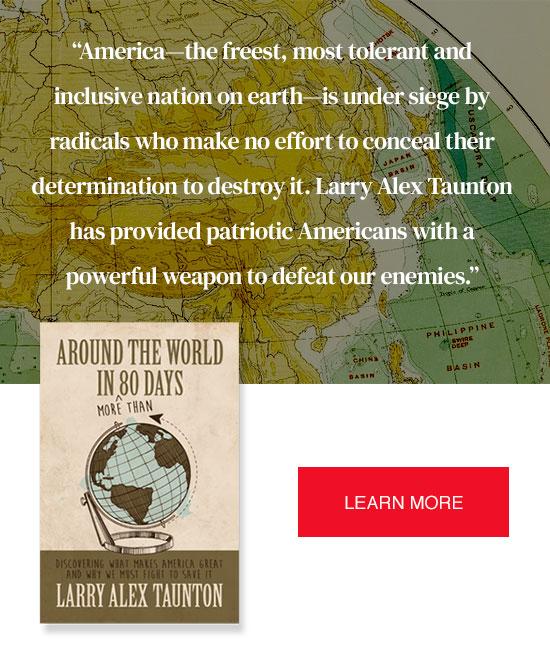 Around the world in 80 days larry taunton