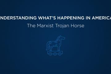 Black Lives Matter Trojan Horse America