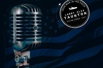 Microphone Larry Taunton Audio